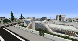 Futurist house (Flac Server) Minecraft Map & Project
