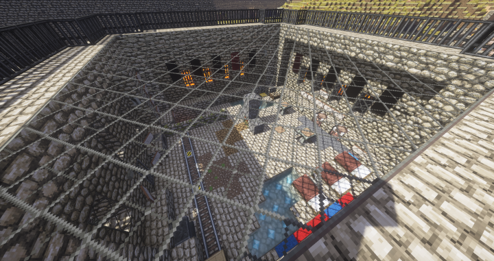 Jail for the griefers!