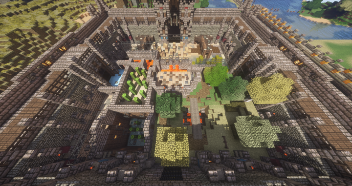 Safe PVP arena for those blood-thirsty urges!