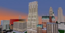 Lincoln Building - New York - 1930 Minecraft Map & Project