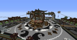 [Brawl.com] Raid (PvP) Custom Oriental Themed Spawn Minecraft Map & Project