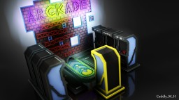 Cubekrowd Arcade Lobby Minecraft Map & Project