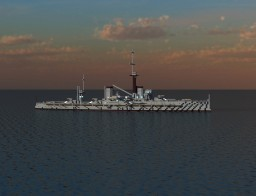 HMS Dreadnought Minecraft Map & Project