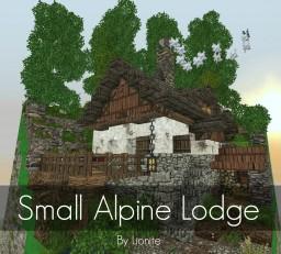 Small Alpine Lodge