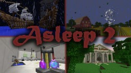 !i!i! ASLEEP 2 !i!i! Minecraft adventure map! Minecraft Map & Project