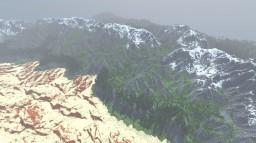 Adrya - Custom terrian -  6144-7040 survival world Minecraft Map & Project
