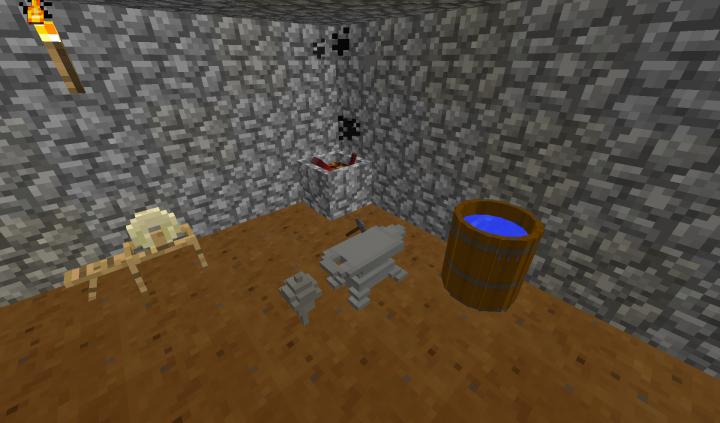Blacksmith Shop setup