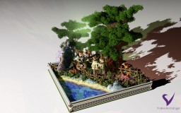 Fraekanova- Arcane Forest Minecraft Project