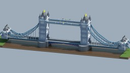 Tower Bridge Minecraft Map & Project