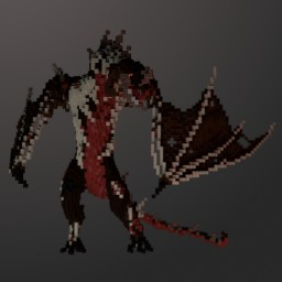 Undead Dragon by Ghasti Minecraft Map & Project