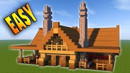 Minecraft: How To Build The Ultimate Survival House Tutorial Minecraft Project