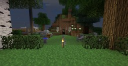 Cave Mansion Minecraft Map & Project