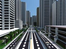 RidgeWood City Minecraft Project
