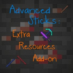 Advanced Sticks: Extra Resources Add-on