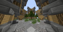 MedievalHub (Spawn for Server) 1.11.2 Minecraft Project