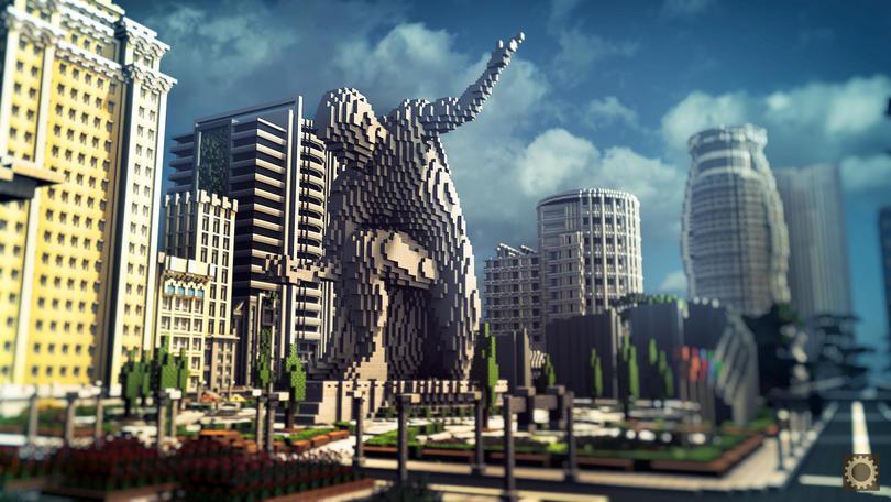 Niederlande-infos | Pictures of Epic Minecraft City