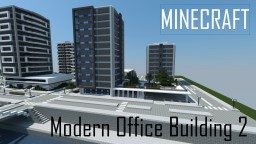 Modern Office Building 2 Minecraft Map & Project