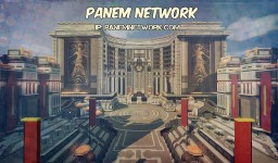 City Circle-- Panem -- Hunger Games Minecraft Map & Project