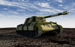 Panzerkampfwagen V Panther ausf. D Minecraft
