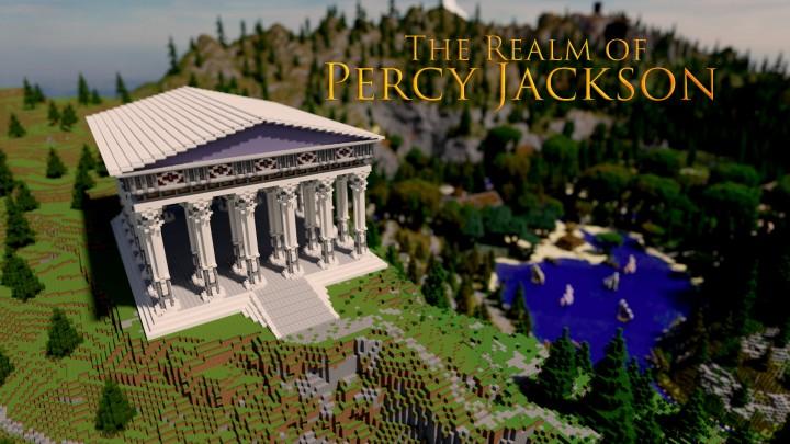 Percy Jackson inspired Minecraft Server - Since 2013