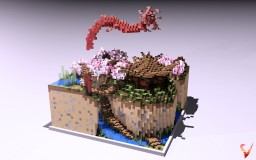 Asian plot V2. [Download] Minecraft Map & Project