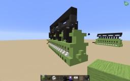 Ship Diesel Engine Minecraft Map & Project