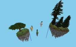 Skydventure [Island Skyblock] 1.11.2 Minecraft Map & Project