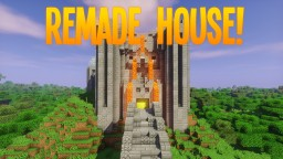 I Remade PopularMMOs First Minecraft House!