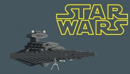 Star Destroyer (Improved) Minecraft