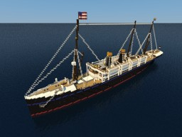 S.S. Herzogin Louise Elenore Minecraft Map & Project