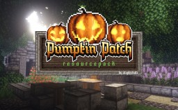 Pumpkin Patch 32x32 Minecraft