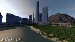 Santiago, Chile Minecraft Map & Project