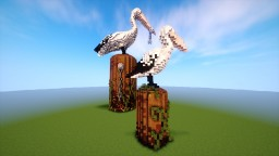 Pelican Minecraft Project