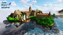 Zephir Island Academy Minecraft Map & Project