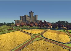 Kingdom of Camelot Minecraft Map & Project