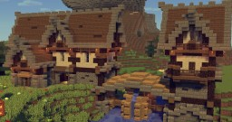 Watermill Minecraft