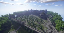 Disney Cinderella Map Minecraft Project