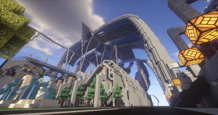 Grandearchitecture Minecraft Project