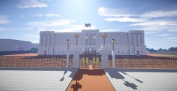 -Buckingham palace- Minecraft Project