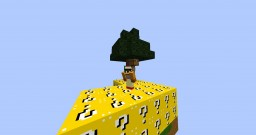 Lucky Block Island - Skyblock Luckyblock 1.11 without mods [Version 1.0] Minecraft Map & Project