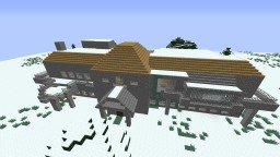 resident evil 1 Spencer mansion Minecraft Map & Project