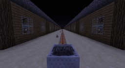 Unlimited long city Minecraft Project