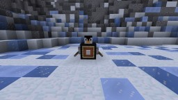 Penguin/Walrus Minecraft Map & Project