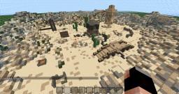 KitPvP Map 2(Desert Boom) Minecraft Map & Project