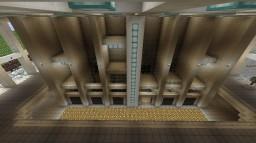 World Trade Center Manhattan Minecraft Map & Project