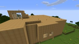 Two Story House (Made in Survival and Can download!) Minecraft Map & Project