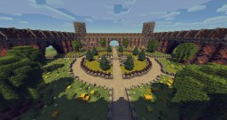 Pineapple Factions Spawn Minecraft Project