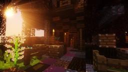 Hause on Tree Minecraft Project