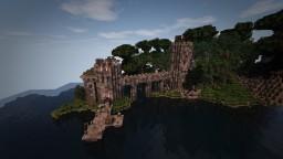 Dragon lake Minecraft Map & Project