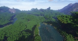 Skyreaver - Mirmulnjir - 2.5K Terrain Map Minecraft Project